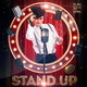 Stand Up Comedy Show Template - GraphicRiver Item for Sale