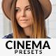 20 Pro Cinema Lightroom Presets - GraphicRiver Item for Sale