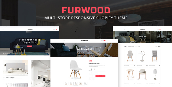 Image of FurWood - Multi Store Responsive Shopify Theme
