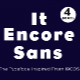 IT Encore Sans - GraphicRiver Item for Sale