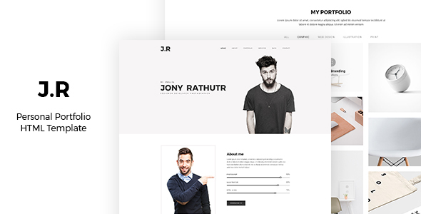 resume    cv    portfolio by quomodotheme