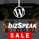 BizSpeak - Industrial WordPress Theme - ThemeForest Item for Sale