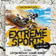 Extreme Sports Flyer - GraphicRiver Item for Sale