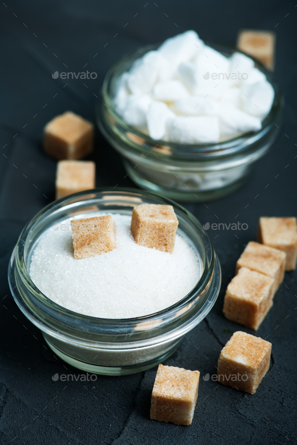sugar - Stock Photo - Images