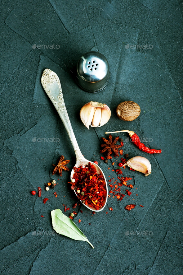 spice - Stock Photo - Images