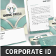 Corporate Identity - Wings Shield - GraphicRiver Item for Sale