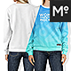 Women Sweatshirt Mock-up - GraphicRiver Item for Sale
