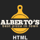 Albertos - Restaurant & Pizza HTML Template