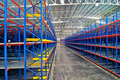 Warehouse Storage, Shelving Rack‎ System