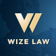 Law Services | Lawyer & Attorney Business WordPress - WizeLaw Nulled