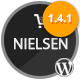 Nielsen -  E-commerce WordPress Theme Nulled