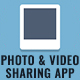 Photo & Video Sharing App - GraphicRiver Item for Sale