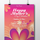 Happy Mother's Day Flyer/Poster