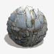Uneven Stone Ground Seamless Texture