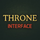Throne User Interface - GraphicRiver Item for Sale