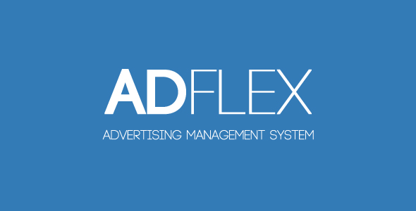 AdFlex - advertising management system - CodeCanyon Item for Sale