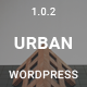 Urban - WordPress Blog Theme - ThemeForest Item for Sale