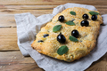Italian focaccia with olive - PhotoDune Item for Sale