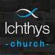 Ichthys - Church WordPress Theme Nulled