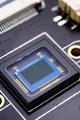 Camera censor chip