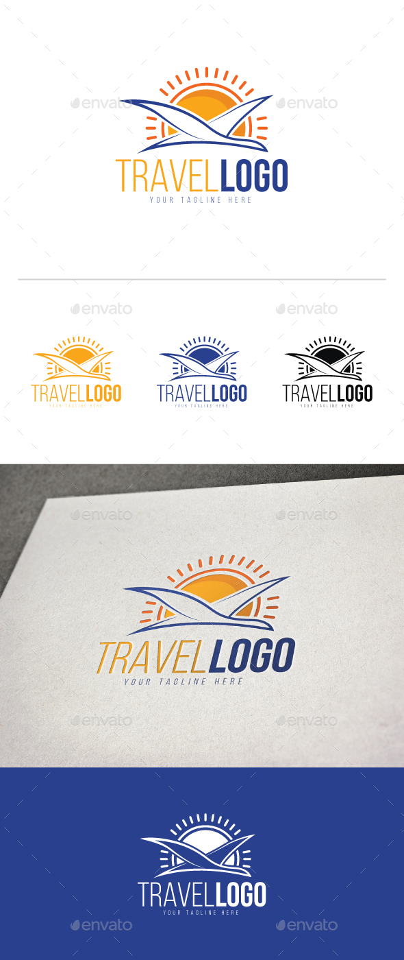 Travel Logo - Nature Logo Templates