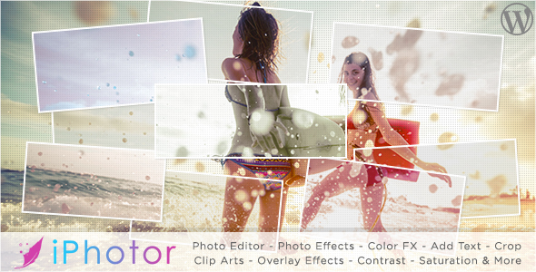 iPhotor - Photo Editor, Photo Effects, Photo Makeup, Image Editor, Product Image Editor - CodeCanyon Item for Sale