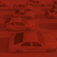 3D Red Vehicle Traffic - VideoHive Item for Sale