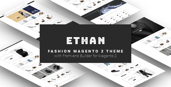 ETHAN – Luxury Fashion Magento 2 Theme