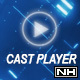 NH CASTPLAYER - CodeCanyon Item for Sale
