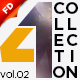 4 in 1 Collection vol.02 - GraphicRiver Item for Sale