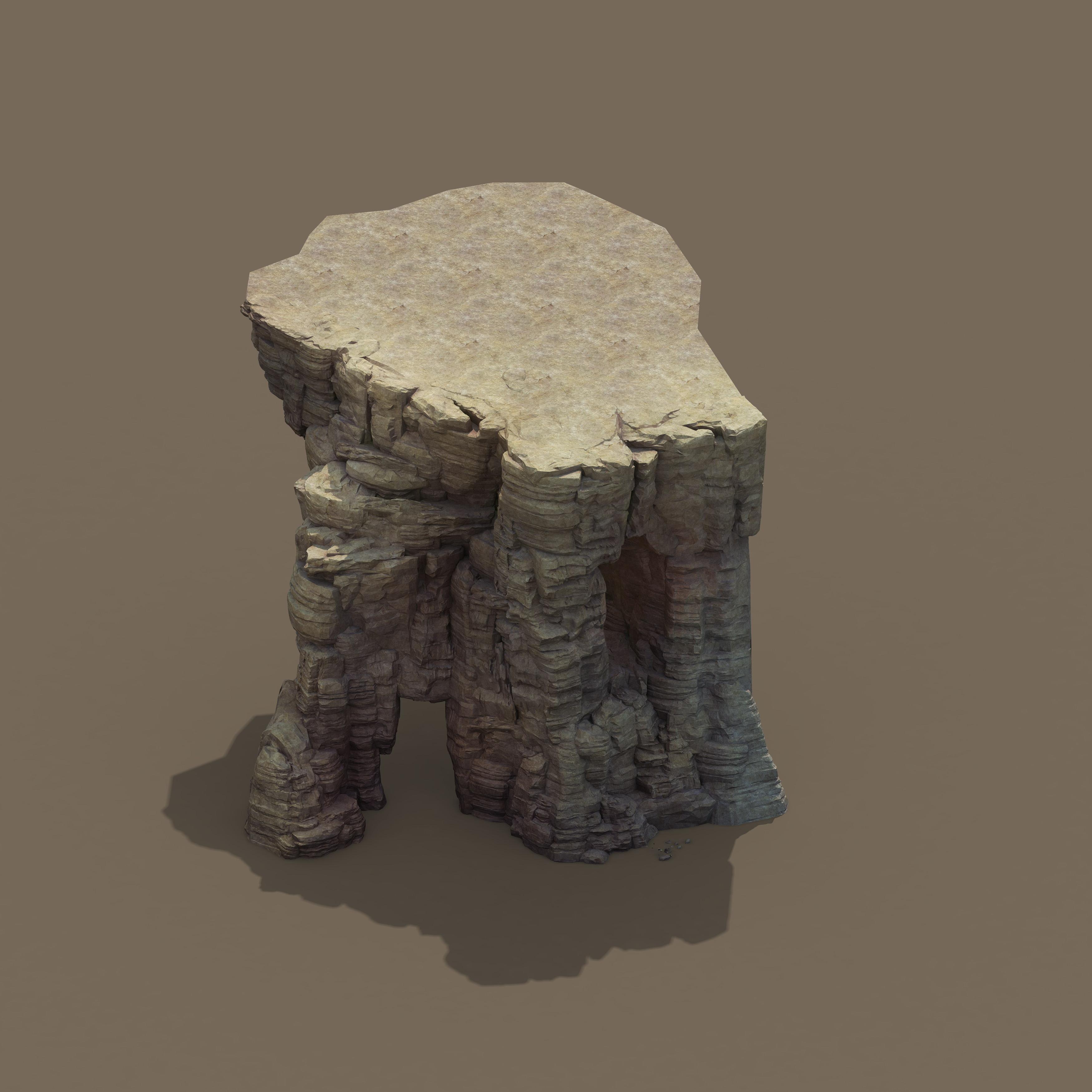 Mountain - Terrain 05