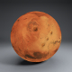 Mars 8k Globe - 3DOcean Item for Sale