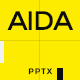 AIDA PowerPoint Template - GraphicRiver Item for Sale