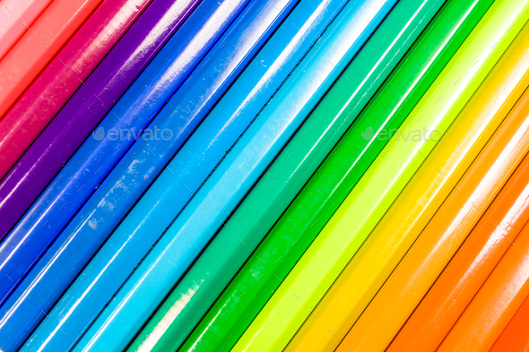 Color pencils - Stock Photo - Images