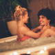 Couple Relaxing In Jacuzzi - PhotoDune Item for Sale