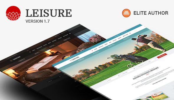 Hotel WordPress Theme | Hotel Leisure - Miscellaneous WordPress