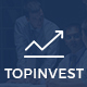 TopInvest- Business, Finance PSD template - ThemeForest Item for Sale