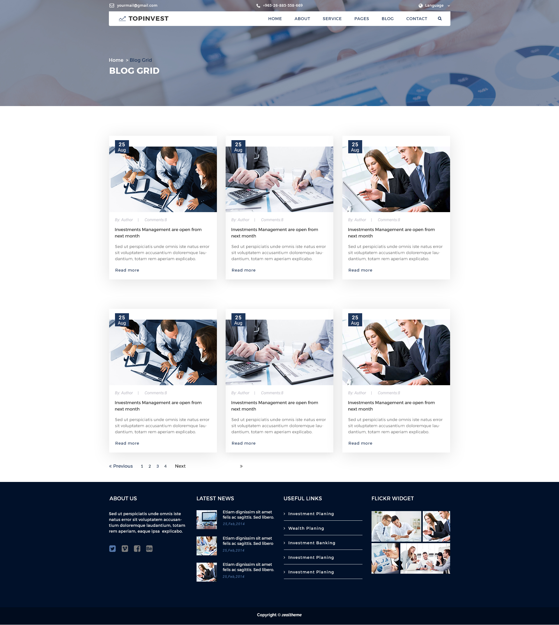 Finance & law website templates | business | wix.