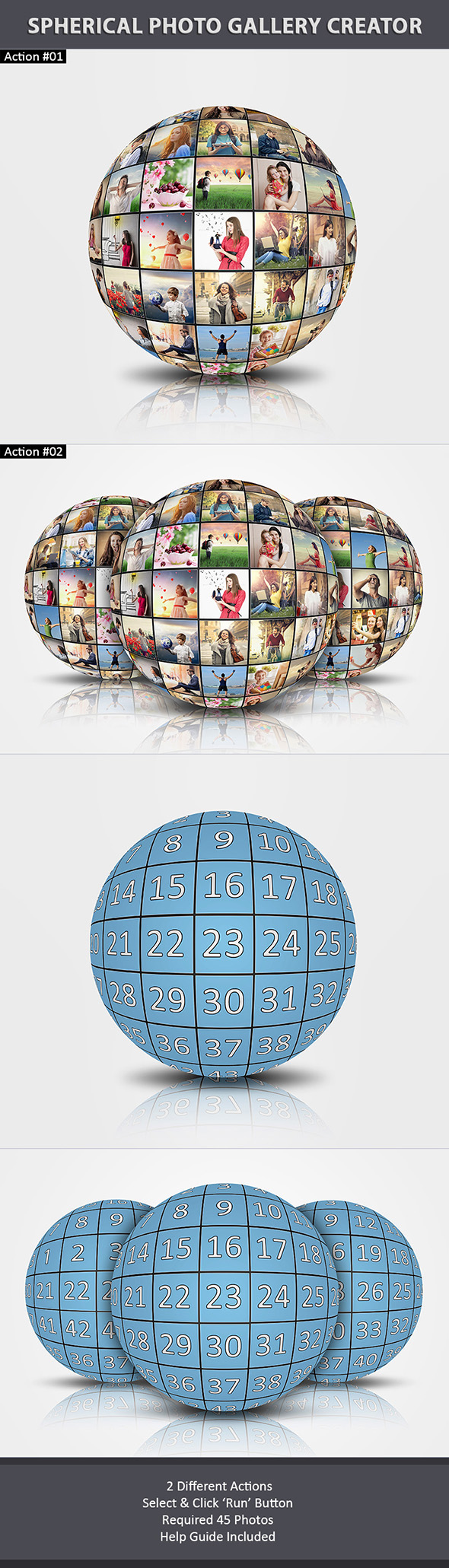 Spherical Photo Gallery Creator
