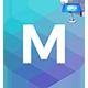 Monteiro v2.0 - Multipurpose Keynote Template - GraphicRiver Item for Sale