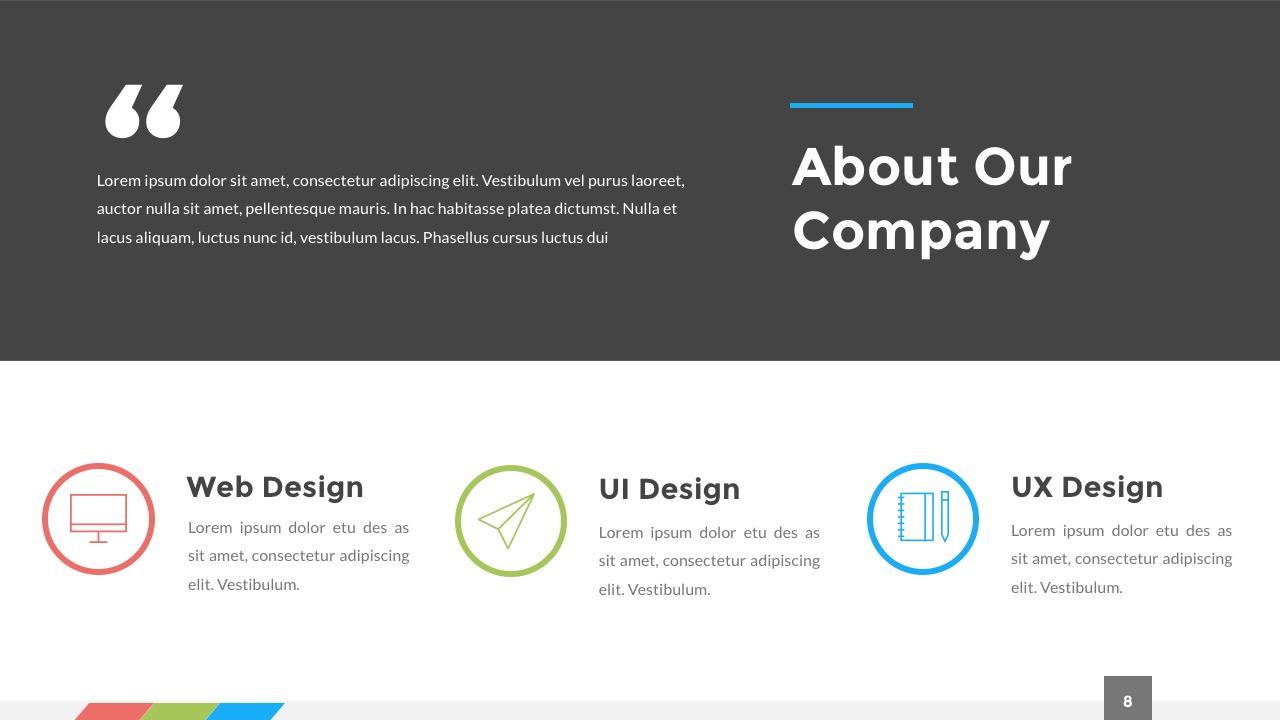 Ava - Creative Google Slides Template by suavedigital | GraphicRiver