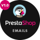 PrestaShop Email Customizer PRO - CodeCanyon Item for Sale