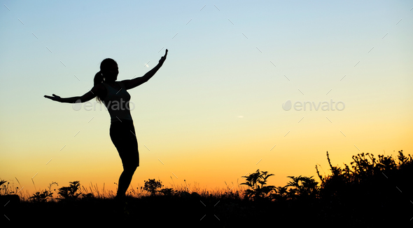 Woman healthy lifestyle - Stock Photo - Images