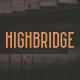 Highbridge Typeface - GraphicRiver Item for Sale