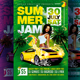 Summer Jam Beach Flyer - GraphicRiver Item for Sale