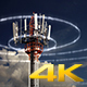 Mobile Telecommunication Tower - VideoHive Item for Sale