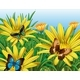 Butterflies in the Garden - GraphicRiver Item for Sale