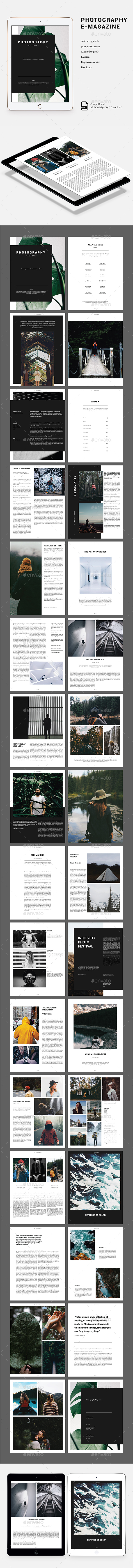 Photography E-Magazine - Digital Magazines ePublishing