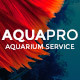 AquaPro | Aquarium Services & Online Store - ThemeForest Item for Sale