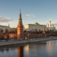 Moscow Kremlin in the Sunset. - VideoHive Item for Sale